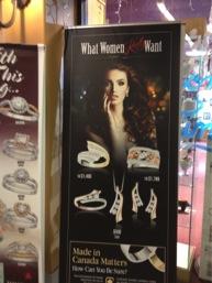 Richardson's Jewelry, St. Paul, Alberta Nehiyaw and Métis Territories  December 2013